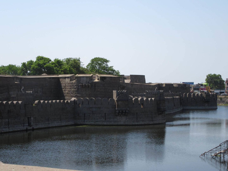 Das Fort von Vellore.