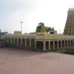 Der Chamundeshwari Temple auf den Chamundi Hills bei Mysore.